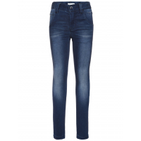 Blå Name It Nitclassic Jeans