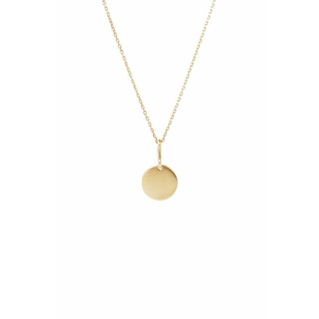 BELL NECKLACE 65 CM - GOLD SF