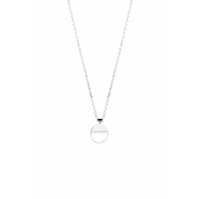 CARO NECKLACE (45 cm) SILVER HP