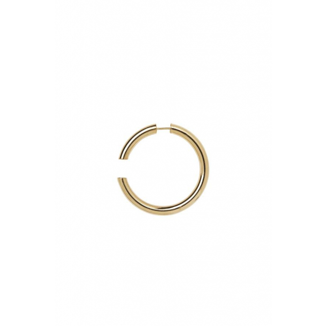 DISRUPTED 40 EARRING - GOLD HP