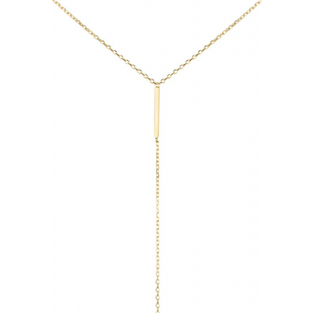 SANAE NECKLACE - GOLD HP