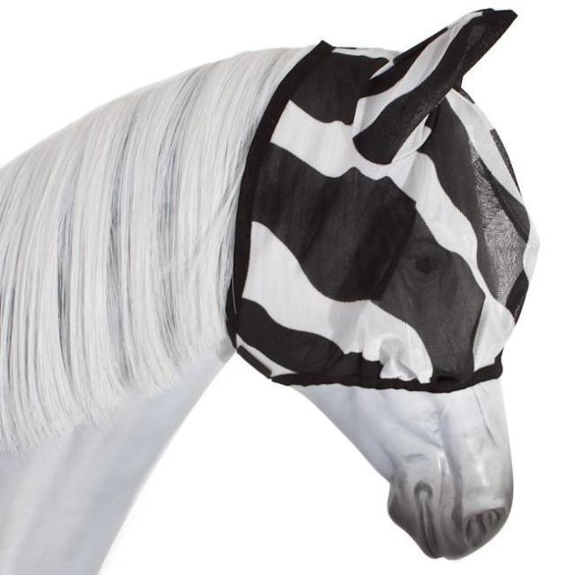 Bucas fluemaske zebra