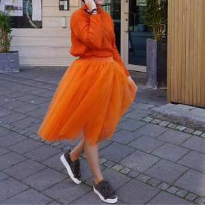 OOTD tutulove II Orange