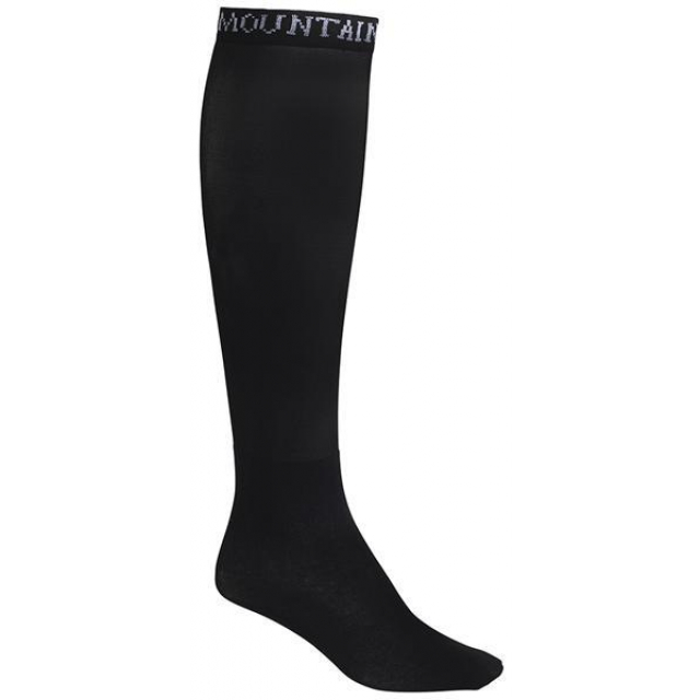 Mountain Horse Competition Sock 3pk svart ONE SIZE