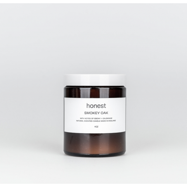 SMOKEY OAK CANDLE