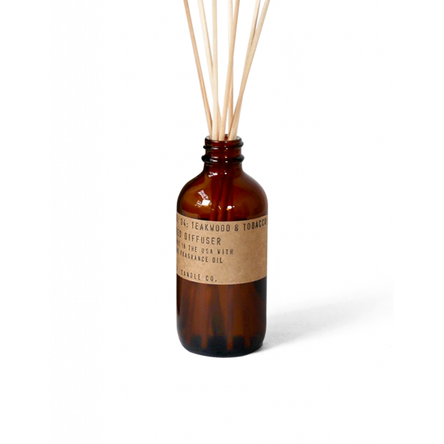 NO.4 TEAKWOOD & TOBACCO REED DIFFUSER