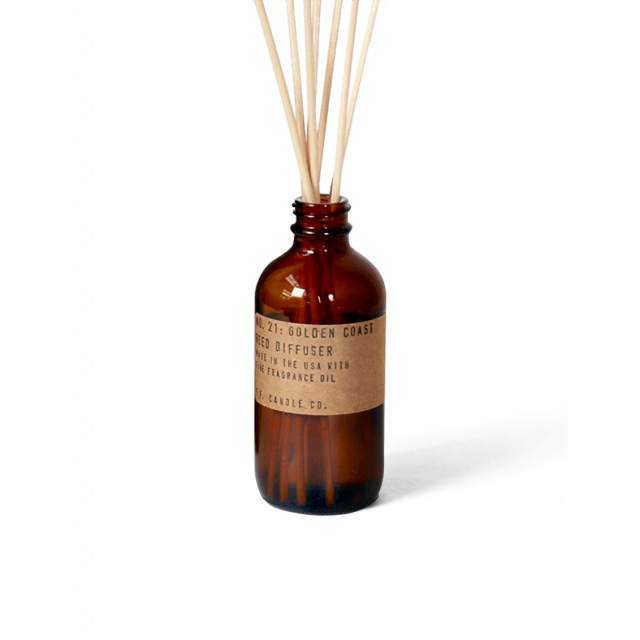 NO.21 GOLDEN COAST REED DIFFUSER
