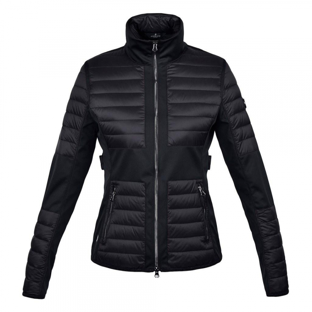 Kingsland Maroon ladies jacket