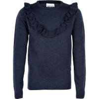 Aya  Pleat Sweater