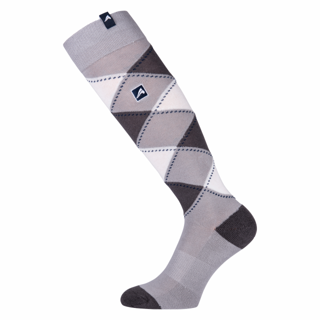 Euro-Star Checked sock