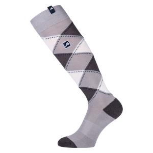 Euro-Star Checked sock