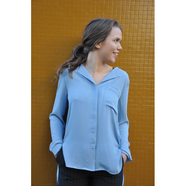Dynella  Shirt faded Denim