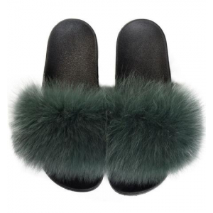 Slippers Fur