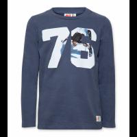 LS T-Shirt Med Snowboard