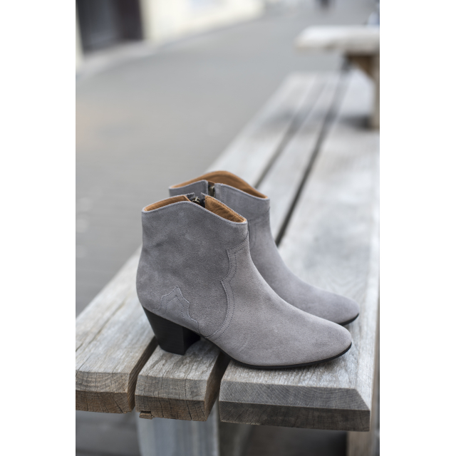 DICKER BOOTS GREY