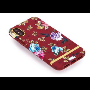 Iphone deksel Red Floral