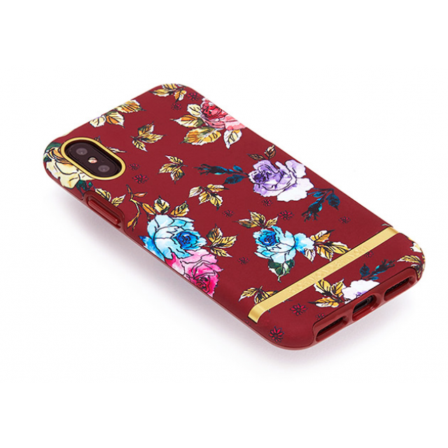 Iphone deksel Red Floral