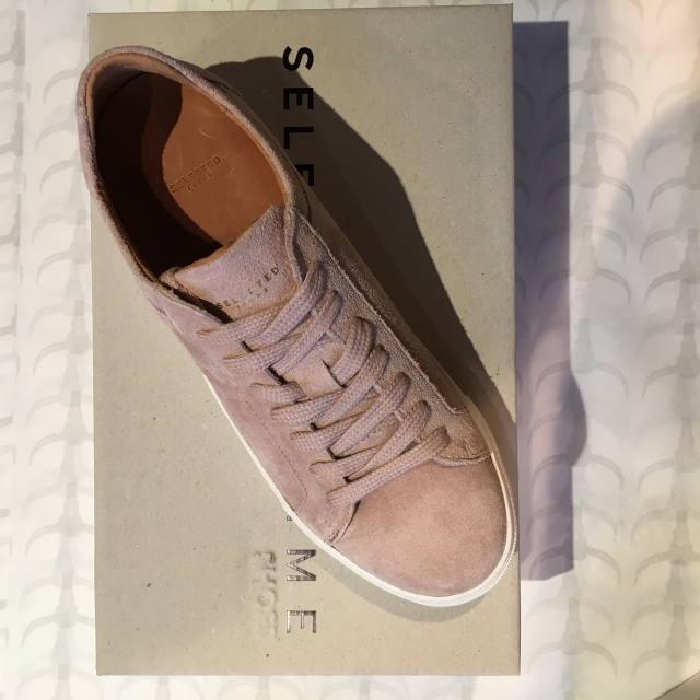 Donna Suede Sneakers