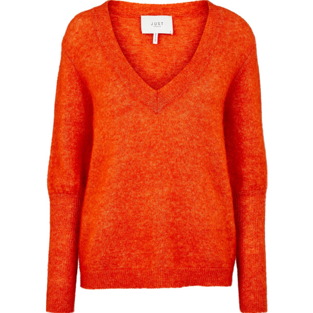 Chinne V-Neck Knit