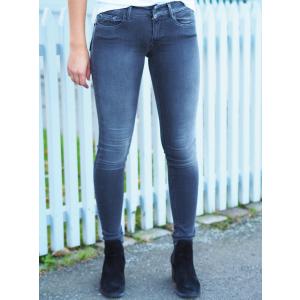 Hyperflex Skinny Fit Jeans Luz