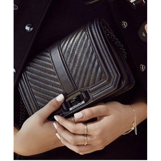 Love Crossbody Quilted