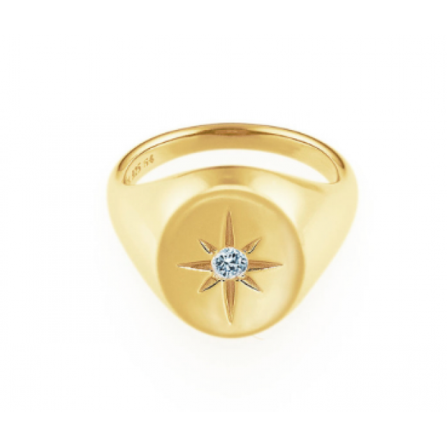 Guiding Star Ring