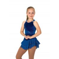 Ice Shimmer Dress Blueberry
