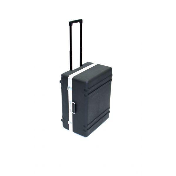 Transportkasse for slipemaskin