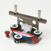 Skøyteholder - kunstløp 3D