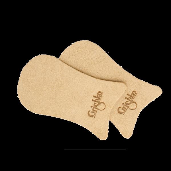 Point shoe caps