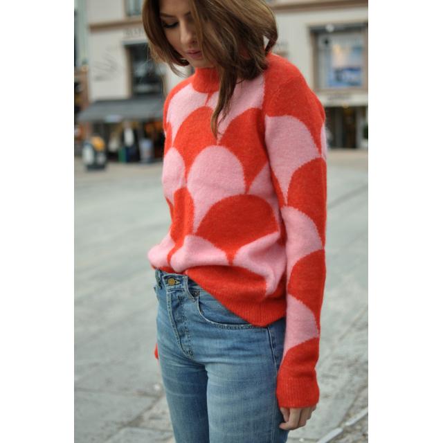 Margret Knit O-Neck