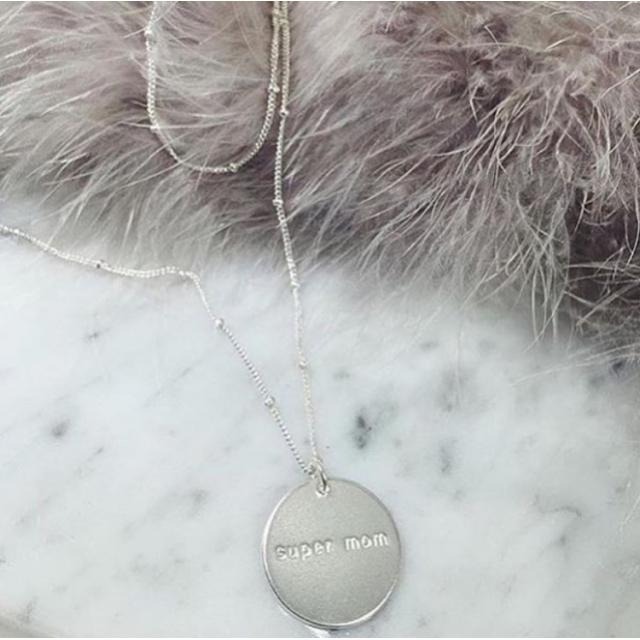 Supermom Necklace