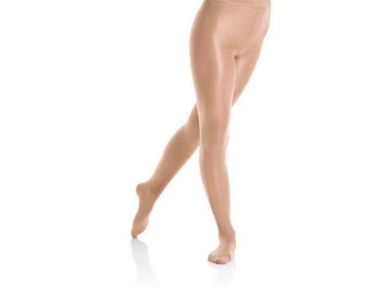 Strømpebukse - tynn med fot - blank
