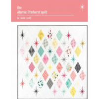 Atomic starburst mønster - 5688