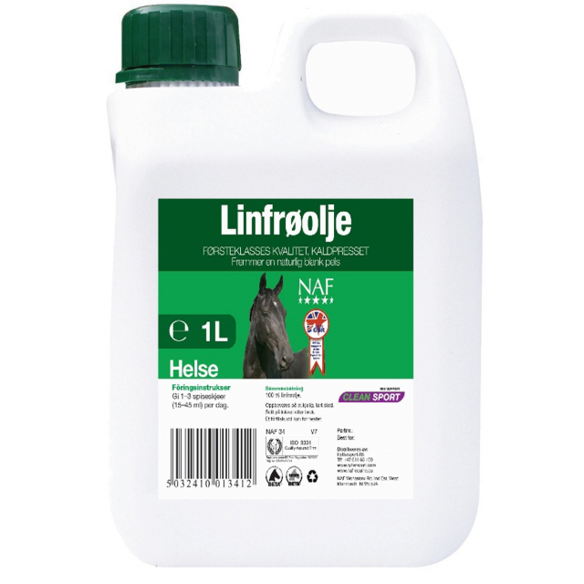 NAF Linseed Oil 2.5L
