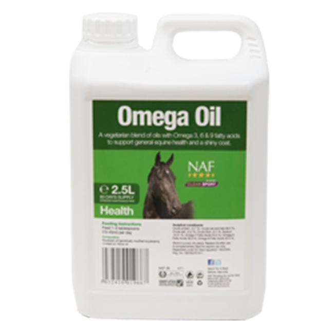 NAF Omega Oil 2.5L