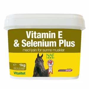 NAF Vitamin E & Selenium Plus 1kg