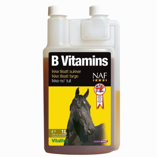 NAF B Vitamin 1L