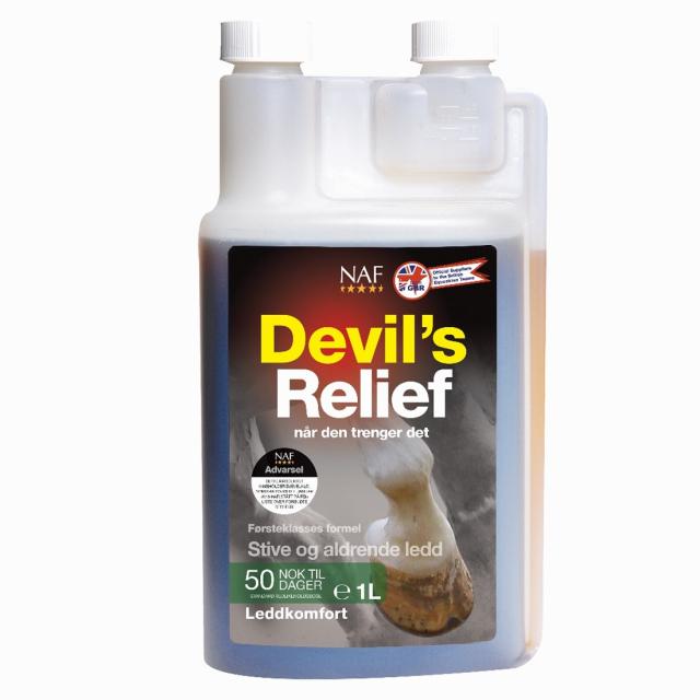 NAF Devils Reflief