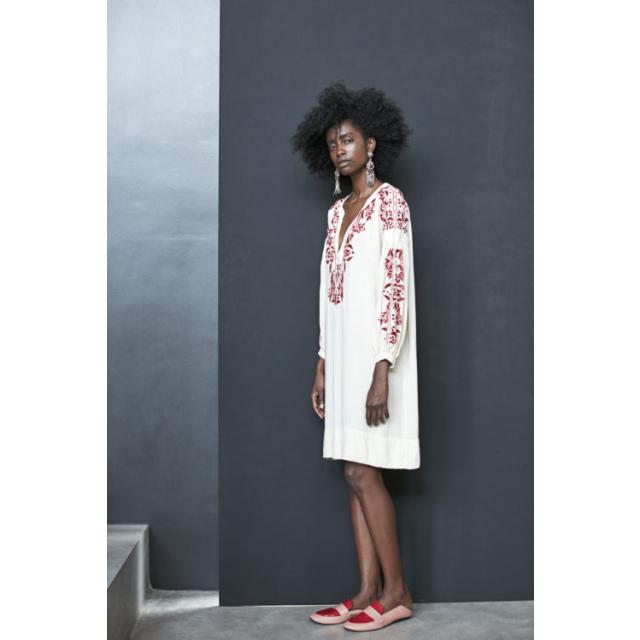Rianna Garland Dress