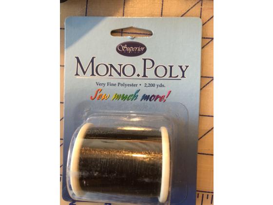 Mono Poly smoke