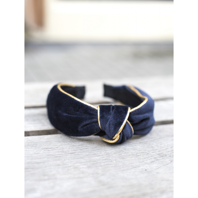 THE LOVE KNOT DE LUX NAVY