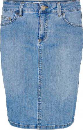 Mya Denim Skirt