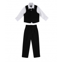 Jocko Dress-sett Sort Kids