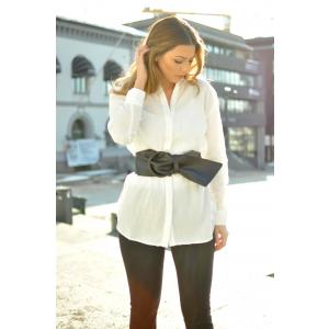 Fricka Leather Belt