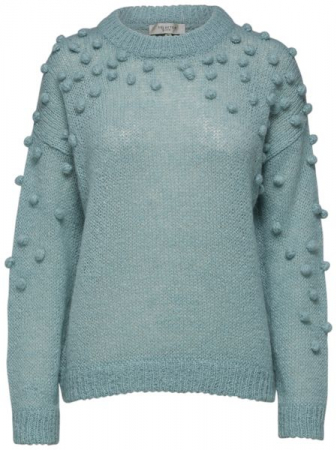 Nora Knit O-Neck