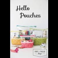 Hello Pouches mønster - 5666