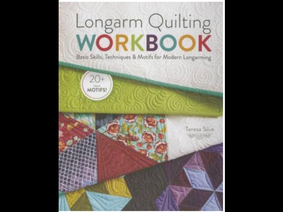 Longarm Quilting bok