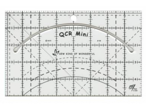 Mini Curve ruler