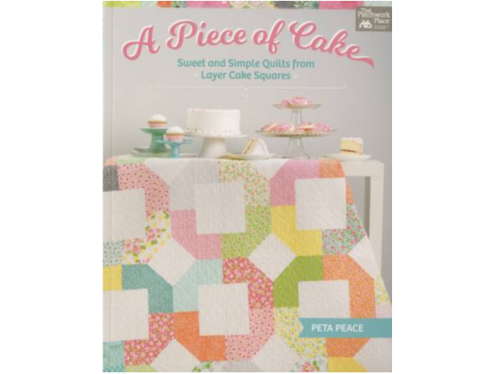 A Piece of Cake bok